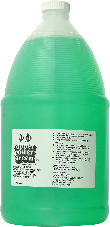 Copper Power (Endich) ACP0128G Green Fresh Water Gallon