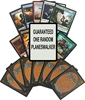 Magic The Gathering Guaranteed Planeswalker Lot (Uncommons, Foils, Rares & Guaranteed Planeswalker)