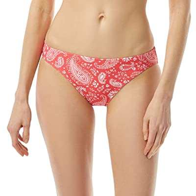 MICHAEL Michael Kors Romantic Paisley Classic Bottoms (Geranium) Women