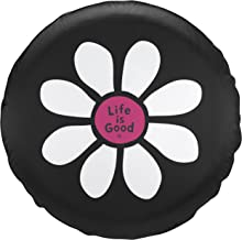 Life is Good Tire Cover Lig
