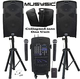 Best bigfoot portable sound system Reviews