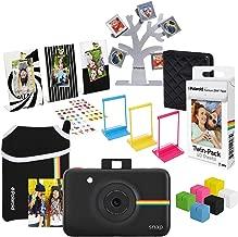 Polaroid Snap Instant Digital Camera (Black) Ultimate Gift Bundle