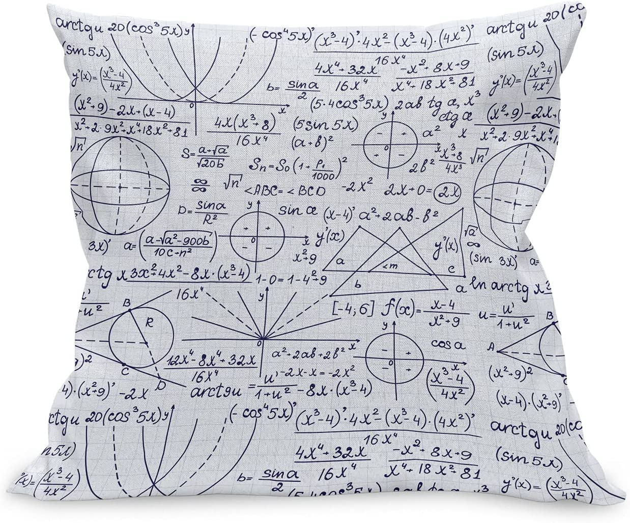 Elegant Ambesonne Modern Throw Directly managed store Pillow Cushion Student Genius Case Smart