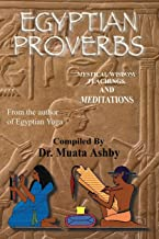 Egyptian Proverbs (Tem T Tchaas)