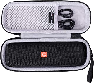 LTGEM Case for DOSS E-go II Portable Bluetooth Speakers
