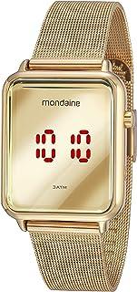 Relógio LED, Mondaine, Feminino