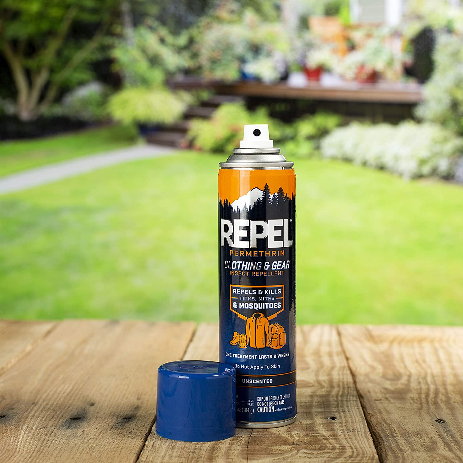 Repel Permethrin Clothing and Gear Insect Repellent