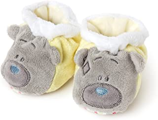 Me to You Tiny Tatty Teddy Baby Booties For 3 - 6 Months,