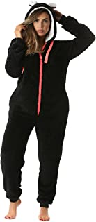 Adult Onesie with Animal Ears