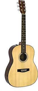 Glen Burton SGA36 Conservatory 3/4 ACOUSTIC Guitar-NATURAL