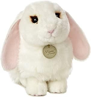Aurora World Miyoni Lop Eared Bunny Plush, 9