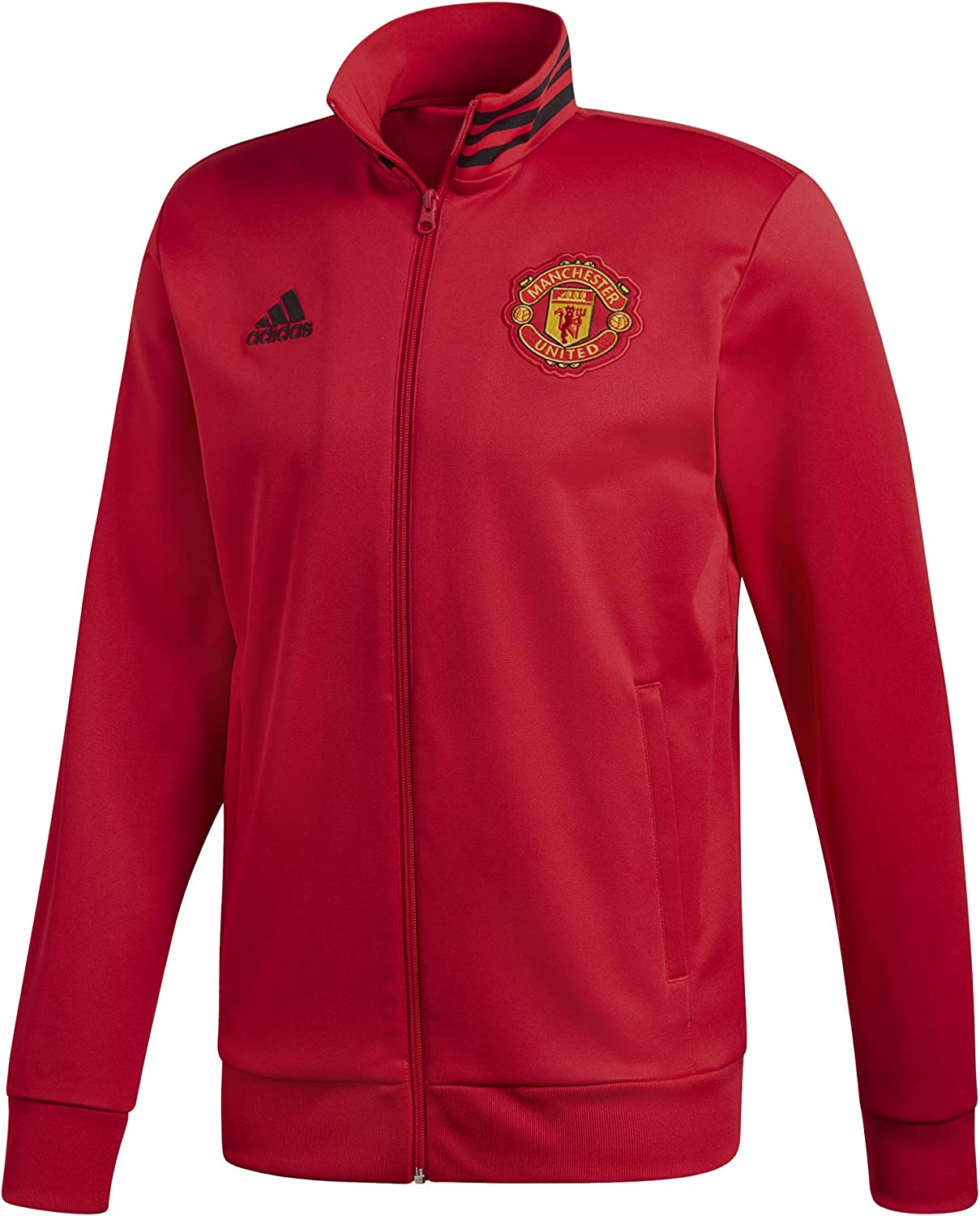 Adidas Herren Manchester United 3s Track Top Trainingsjacke Trainingsjacke Trainingsjacke B07FTTHNJB  Jugend 97871b