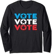Election 2020 Vote Democrat Long Sleeve Tshirt