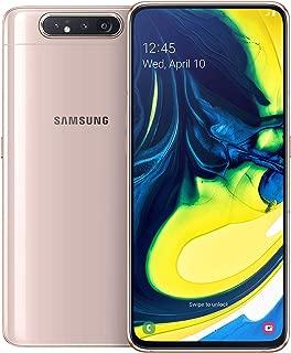 Samsung Galaxy A80 Dual SIM 128GB 8GB RAM 4G LTE - Gold