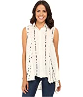 Brigitte Bailey - Aina Sleeveless Button Up Top