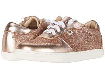 Old Soles Sneaker Logic (Toddler/Little Kid) (Glam Copper/Copper) Girl