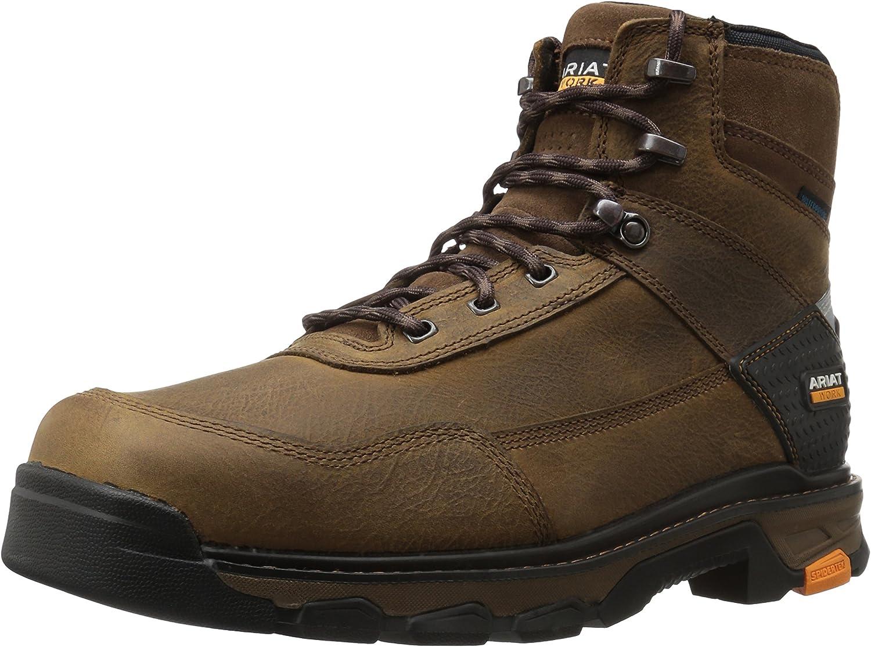 Ariat Work Men's Intrepid 6  H2O Work Boot