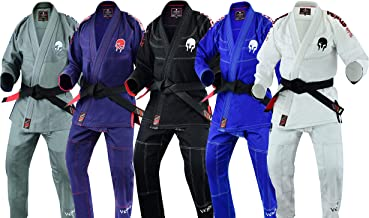 Verus Ultra Light Version Preshrunk Fabric Spartacus BJJ JIU Jitsu GI
