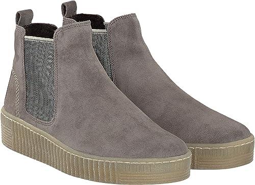 Gabor Gabor Jollys Bottes pour Femme - gris - gris, 9.5 UK  livraison rapide