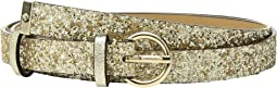 Kate Spade New York - Glitter Sparkle Belt