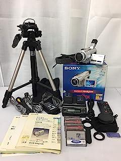 SONY ソニー DCR-TRV70 デジタルビデオカメラレコーダー ハンディカム ミニDV スーパーナイトショット機能