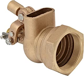 Robert Manufacturing R605T High Turbo Series Bob Red Brass Float Valve, 2