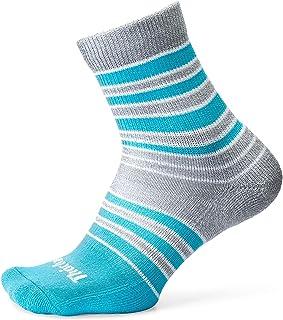 thorlos womens Thorlos Shorties Thin Padded Casual Fashion Quarter Socks Casual Sock
