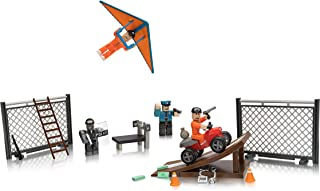Best Roblox Action Collection - Jailbreak: Great Escape Playset [Includes Exclusive Virtual Item] Review