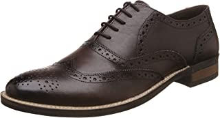 Auserio Men's Leather Formal Shoes