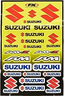 Factory Effex - Factory Effex Sticker - Suzuki Sticker Sheet