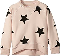 Star Sweatshirt (Toddler/Little Kids)