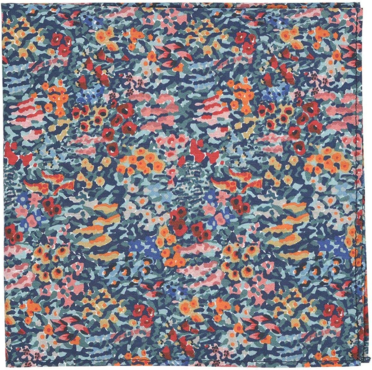 TIE RACK – Funda para disfraz de flores Liberty 100% algodón ...