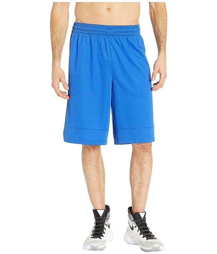 Nike Dry Icon Shorts (Game Royal/Game Royal/Black) Men