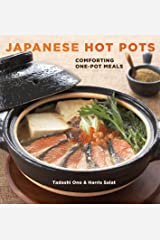 Japanese Hot Pots: Comforting One-Pot Meals [A Cookbook] Kindle Edition