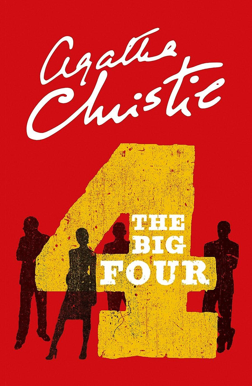 抜け目がない新聞一目The Big Four (Poirot) (Hercule Poirot Series Book 5) (English Edition)