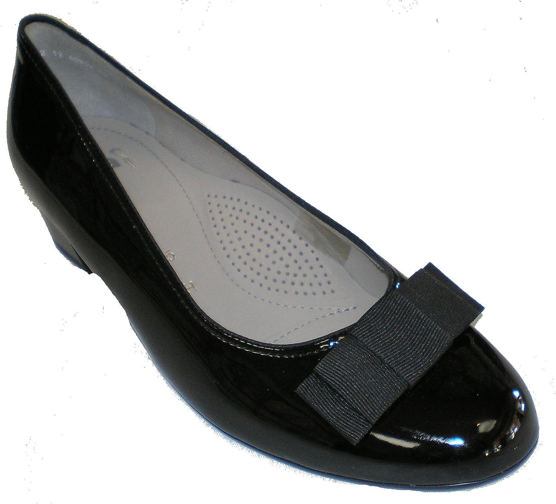 ARA ARA Damen Slipper schwarz 3,5 UK  70% Rabatt