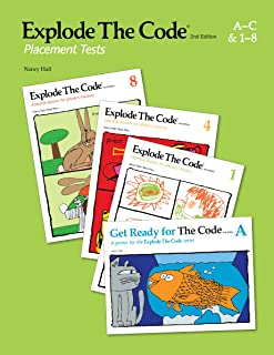 Explode the Code Placement Test