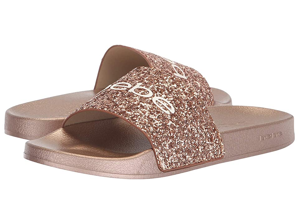 Bebe Fraida (Rose Gold Glitter) Women