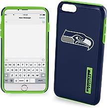 FOCO NFL iPhone 6/6S Two-Piece TPU Dual Hybrid Case