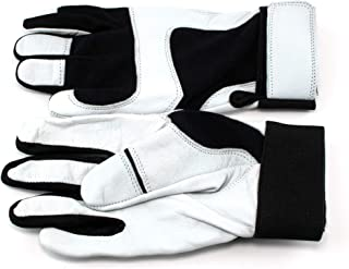 ALLNESS INC Sheep Skin Leather Made Batting Gloves for Base Ball and Soft Ball