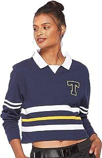 Tommy Hilfiger womens Trisha Logo Hoodie Ls Cardigan