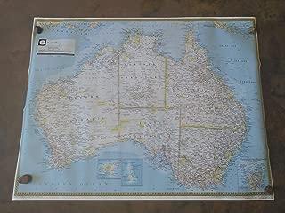 Australia Classic Political Enlarged Paper/Non-Laminated