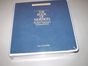 American Sign Language - The Book of Mormon Another Testament of Jesus Christ - 17 DVDs