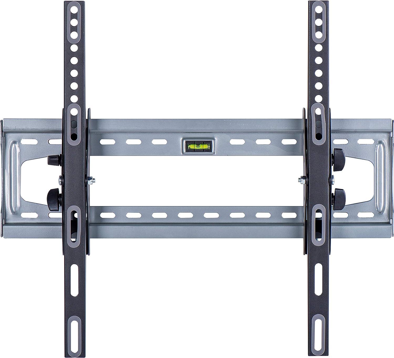 Basics Performance Support mural r/églable et inclinable avec bras de forme concave 50-85 pour t/él/évision 127 /à 215,9 cm