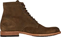 Olive Oiled Suede