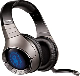Creative Sound Blaster World of Warcraft Wireless Headset with Detachable Noise-Cancelling Microphone