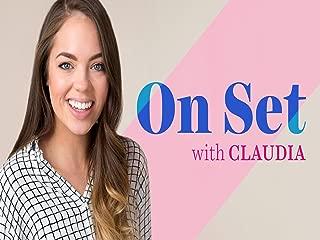 On Set with Claudia Sulewski