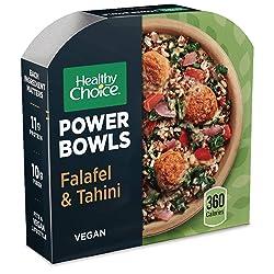 Healthy Choice Power Bowls Falafel & Tahini, 9.6 Ounce