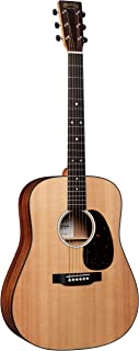 Martin D-10E Road Series - Natural Sitka Spruce