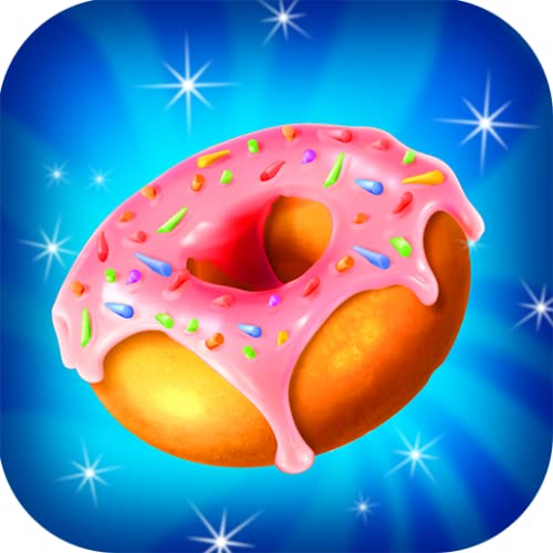 Donut Sweets Connect Crazy Candy Match 3 Jelly Mania